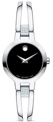 Movado Amorosa Diamond Watch, 24mm
