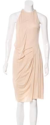 Acne Studios Sleeveless Midi Dress