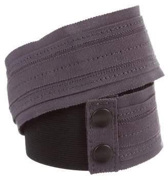 Lanvin Elasticized Waist Belt