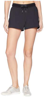 Asics Flex Woven Slit 4 Shorts Women's Shorts