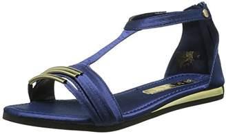 Elle Women's Vigny Sandals Blue Size: