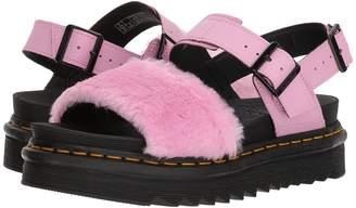 Dr. Martens Voss Fluffy Women's Sandals