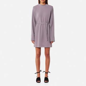 House Of Sunny House of Sunny Women's Kicker T-Shirt Long Sleeve Dress