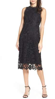 Sam Edelman Lace Midi Dress