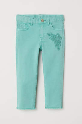 H&M Capri Pants - Green