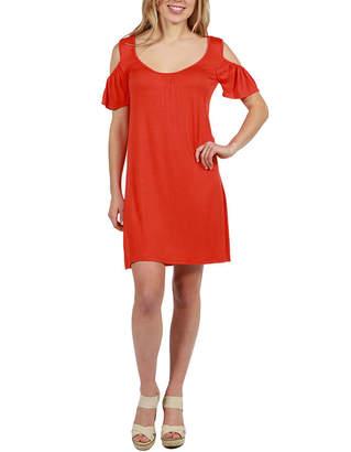 24/7 Comfort Apparel Blythe Dress