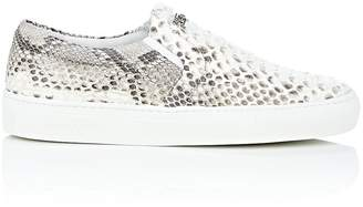 Swear London Women's Maddox Python Sneakers