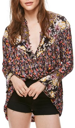 Women's Free People Wildflower Fields Tunic $108 thestylecure.com