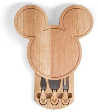 Picnic Time Disney - Mickey Mouse 4-Piece Cheese Board Set