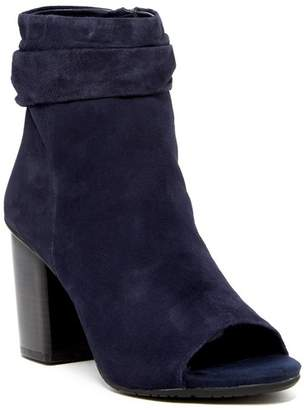 Kenneth Cole Reaction Frida Cool Peep Toe Bootie $119 thestylecure.com