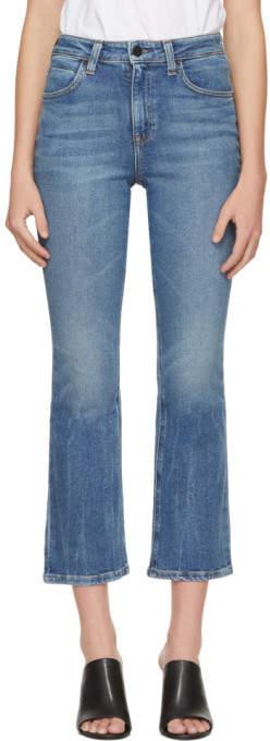 Indigo Grind Flex Jeans