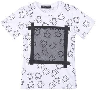 Yes London T-shirts - Item 12080902NS