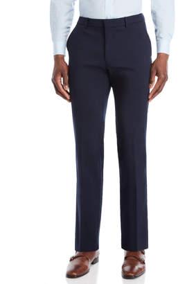 Tommy Hilfiger Navy Stretch Dress Pants