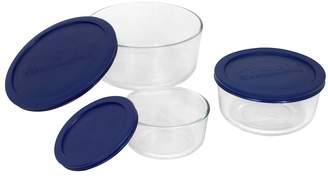 Pyrex 6-pc. Round Storage Plus Set