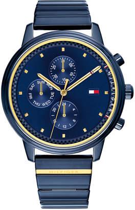 Tommy Hilfiger Women Blue Bracelet Watch 38mm