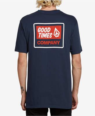 Volcom Men's Is Good Graphic T-SHirt