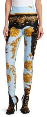 Versace Printed Leggings