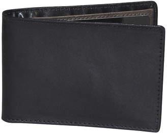 Dopp Alpha Collection RFID Slim Fold Front Pocket Wallet