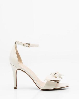 Le Château Bow Ankle Strap Sandal