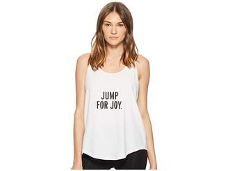 Kate Spade Athleisure Jump For Joy Tank Top Women's Sleeveless