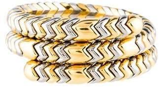 Bvlgari Spiga Coil Bracelet