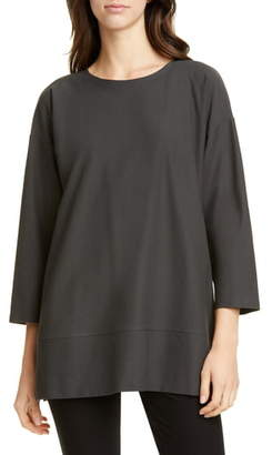 Eileen Fisher Bracelet Sleeve Tunic