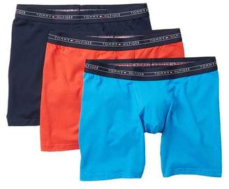 Tommy Hilfiger Cotton Air Boxer Briefs - Pack of 3