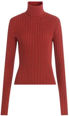 Vetements Ribbed Turtleneck Pullover