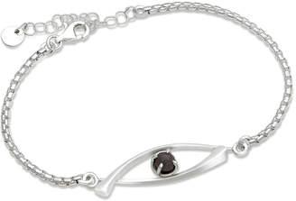 Black Diamond Enji Studio Jewelry 14k Gold & Occulus Bracelet