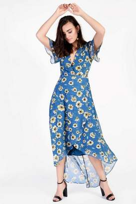 Glamorous **Floral Maxi Dress by Petites