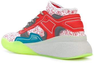 Stella McCartney Eclypse lace-up sneakers