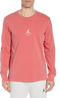 Nike JORDAN Jordan Wings Long Sleeve T-Shirt