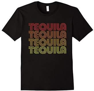 Retro Tequila Shirt Vintage Taco Tuesday Shirt