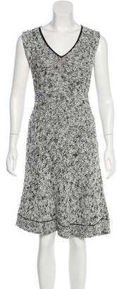 Thakoon Knit Midi Dress