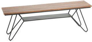 Made In India Mango Wood Tellico Bench