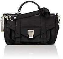 Proenza Schouler Women's PS1+ Medium Leather Shoulder Bag - Black