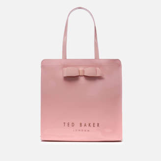 Ted Baker Women's Almacon Bow Detail Large Icon Bag - Light Pink