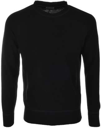 Nudie Jeans Dag Knit Jumper Black