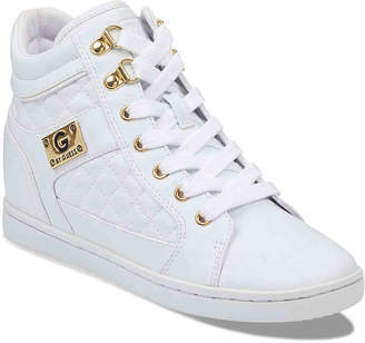 G by Guess Dayna Wedge Sneaker - Women's