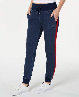 Tommy Hilfiger Cotton Slim-Fit Jogger Pants