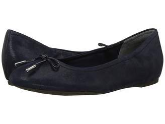 Rockport Total Motion Hidden Wedge Tied Ballet Women's Flat Shoes