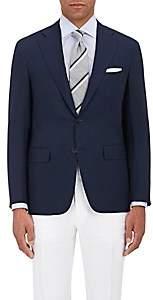 Canali Men's Capri Wool Two-Button Sportcoat-Navy