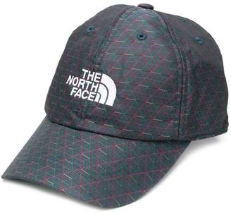 The North Face logo embroidered baseball cap