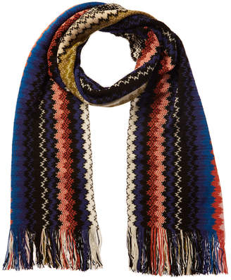 Missoni Wool-Blend Scarf
