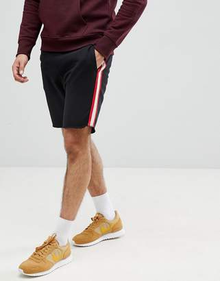 Jack and Jones Originals taped sweat shorts