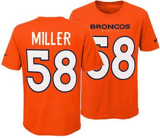 Nike Von Miller Denver Broncos Pride Name and Number 3.0 T-Shirt, Big Boys (8-20)