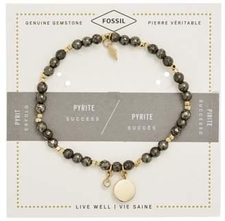Fossil Pyrite Bracelet jewelry