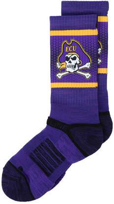 Strideline East Carolina Pirates Crew Socks Ii