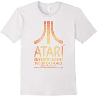 Atari Vintage Entertainment Technologies Distressed T-Shirt
