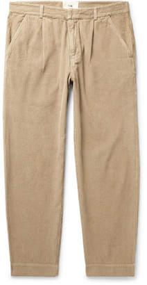 Folk Signal Cotton-Corduroy Trousers